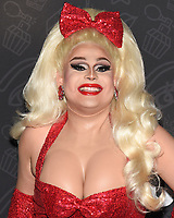 "10 January 2020 - Beverly Hills, California - Jaymes Mansfield. Netflix's ""AJ And The Queen"" Season 1 Premiere at The Egyptian Theatre in Hollywood. Photo Credit: Billy Bennight/AdMedia"