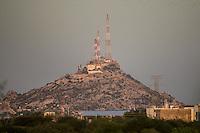 Cero de la campana, s&iacute;mbolo de la ciudad de Hermosillo, capital de Sonora. <br /> &copy; Foto: LuisGutierrez/NORTEPHOTO.COM