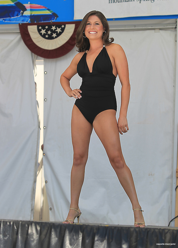 The 65th Miss Hampton Beach pageant in Hampton, N.H.,  Sunday, July 31, 2011.  (Photo Cheryl Senter)