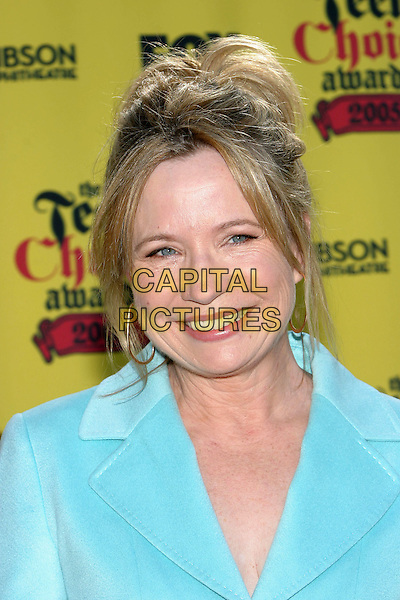 DEBRA JO RUPP.2005 Teen Choice Awards held at the Gibson Amphitheatre, Universal City, California. .August 14th, 2005.Photo Credit: Jacqui Wong/AdMedia.headshot portrait .www.capitalpictures.com.sales@capitalpictures.com.© Capital Pictures.