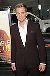 Chris Pine at the Los Angeles Film Festival premiere of People Like Us, held at Regal Cinemas L.A. LIVE, CA. June 15, 2012