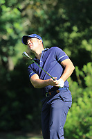 Ricardo Santos (POR) on the 6th during Round 1 of the Challenge Tour Grand Final 2019 at Club de Golf Alcanada, Port d'Alcúdia, Mallorca, Spain on Thursday 7th November 2019.<br /> Picture:  Thos Caffrey / Golffile<br /> <br /> All photo usage must carry mandatory copyright credit (© Golffile | Thos Caffrey)