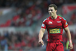 George North.RaboDirect Pro12.Scarlets v Leinster.Parc y Scarlets.01.09.12.©Steve Pope
