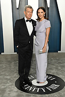 09 February 2020 - Los Angeles, California - David Foster, Katharine McPhee<br /> . 2020 Vanity Fair Oscar Party following the 92nd Academy Awards held at the Wallis Annenberg Center for the Performing Arts. Photo Credit: Birdie Thompson/AdMedia