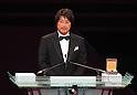 Atsuhiro Miura, DECEMBER 5, 2011 - Football : 2011 J.League Awards at Yokohama Arena, Kanagawa, Japan. (Photo by Atsushi Tomura/AFLO SPORT) [1035]