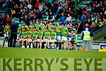 South Kerry in action against  Dingle in the Quarter Final of the Kerry Senior County Championship at Austin Stack Park on Sunday.