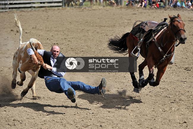 Richmond Rodeo, 14 January 2012, Photographer: Barry Whitnall - shuttersport