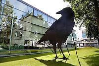 Nederland Rotterdam 2016 . Het Natuurhistorisch museum. Foto Berlinda van Dam / Hollandse Hoogte