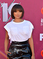 LOS ANGELES, CA. March 14, 2019: Kat Graham at the 2019 iHeartRadio Music Awards at the Microsoft Theatre.<br /> Picture: Paul Smith/Featureflash