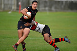 College Rugby - Scots College v King's College at Scots College, Wellington, New Zealand on Saturday 14 April 2018.<br /> Photo by Jo Hawes. <br /> www.photowellington.photoshelter.com