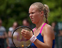 Paris, France, 22 June, 2016, Tennis, Roland Garros, Kiki Bertens (NED)<br /> Photo: Henk Koster/tennisimages.com