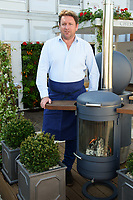 James Martin<br /> at the Chelsea Flower Show 2018, London<br /> <br /> ©Ash Knotek  D3402  21/05/2018