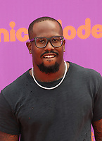 LOS ANGELES, CA July 13- Von Miller, At Nickelodeon Kids' Choice Sports Awards 2017 at The Pauley Pavilion, California on July 13, 2017. Credit: Faye Sadou/MediaPunch