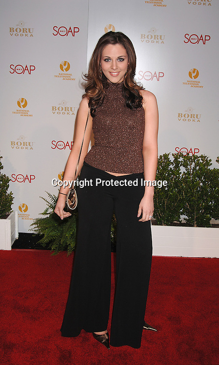 Adrianne Leon ..at The SOAPnet and The National Academy Of Television Arts & Sciences Annual Daytime Emmy Awards Nominee Party on April 27, 2006 at The Hollywood Roosevelt Hotel. ..Robin Platzer, Twin Images