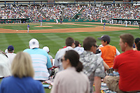 Dodgers vs Cubs en Tucson Az. , 21 Marzo 2013