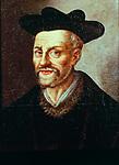 Francois RABELAIS 1483-1553 French writer, 16th century (MV 4046)