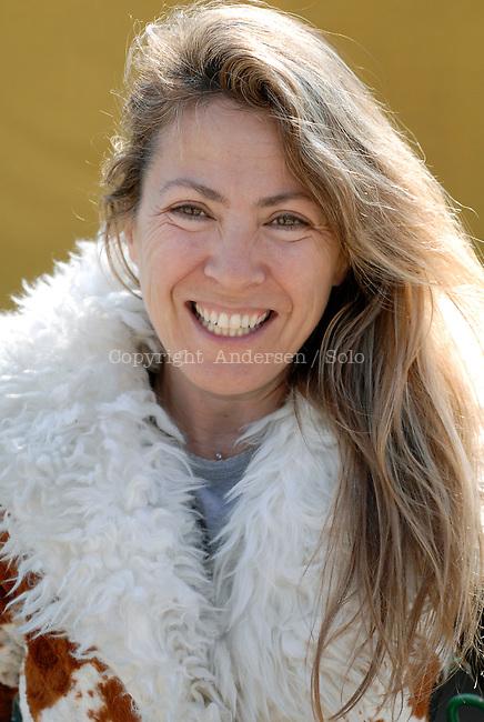 Simonetta Greggio, Italian writer in 2011.