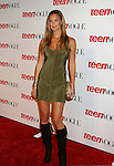 LOS ANGELES, CA. - September 18: Model Bar Rafaeli arrives at the Teen Vogue Young Hollywood Party at the Los Angels County Museum Of Art on September 18, 2008 in Los Angeles, California.