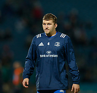 4th January 2020; RDS Arena, Dublin, Leinster, Ireland; Guinness Pro 14 Rugby, Leinster versus Connacht; Ross Molony of Leinster warms up prior to kickoff - Editorial Use