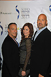 """Peter Onorati - Melissa Archer - Joe Basile star in """"West End"""" a film by Joe Basile about Family, Betrayal, Revenge - Greeting from the Jersey Shore - with its premiere at the Soho International Film Festival on April 11, 2013 at the Sunshine Cinema, New York City, New York. (Photo by Sue Coflin/Max Photos)"""