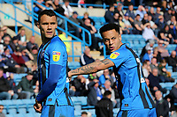 Graham Burke and Elliott List of Gillingham during Gillingham vs Shrewsbury Town, Sky Bet EFL League 1 Football at The Medway Priestfield Stadium on 13th April 2019