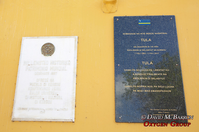 Plaques On Building<br /> Tula