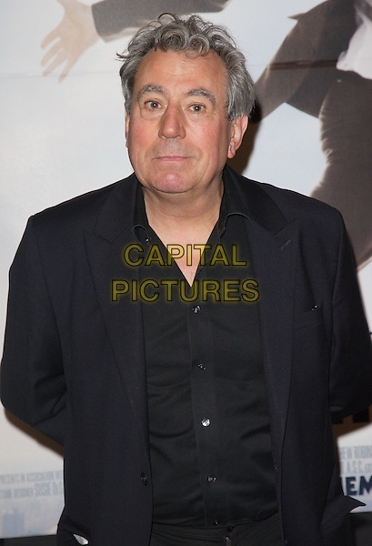 TERRY JONES .Gala Screening of 'The Invention Of Lying' at BAFTA, Piccadilly, London, England, UK, October 1st 2009.half length black suit shirt .CAP/ROS.©Steve Ross/Capital Pictures