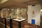 Israel, University of Haifa, the Phoenician exhibition at the Reuben and Edith Hecht Museum