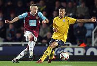 West Ham Utd v WBA 16-Mar-2009