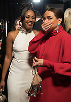 Tiffany Haddish and Maya Rudolph backstage during the live ABC Telecast of The 90th Oscars&reg; at the Dolby&reg; Theatre in Hollywood, CA on Sunday, March 4, 2018.<br /> *Editorial Use Only*<br /> CAP/PLF/AMPAS<br /> Supplied by Capital Pictures