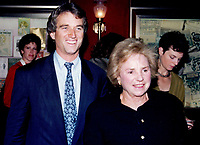 Robert Kennedy Jr &amp; Ethel Kennedy 1993<br /> Photo By John Barrett-PHOTOlink.net / MediaPunch