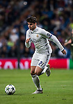 Alvaro Morata of Real Madrid in action during the 2016-17 UEFA Champions League match between Real Madrid and Legia Warszawa at the Santiago Bernabeu Stadium on 18 October 2016 in Madrid, Spain. Photo by Diego Gonzalez Souto / Power Sport Images