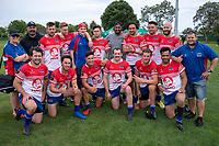 Horowhenua Kapiti men. 2018 Central Regional Sevens at Playford Park in Levin, New Zealand on Saturday, 1 December 2018. Photo: Dave Lintott / lintottphoto.co.nz
