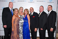 Howard Dreitzer, Susan Renneisen, Jennifer Wengert, Debbie Pisano, Alexander Hernandez, Steve Pyle, and Henry Wengert attend The Boys and Girls Club of Miami Wild About Kids 2012 Gala at The Four Seasons, Miami, FL on October 20, 2012