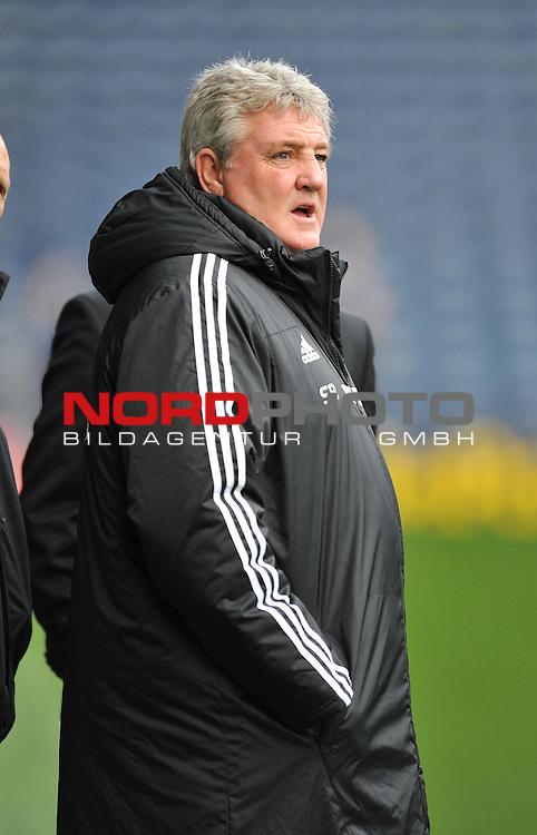 Hull City Manager,Steve Bruce -  07/12/2013 - SPORT - Rugby - Bristol  - Memorial Stadium - Bristol Rugby v Gala  081213 - B&amp;I Cup <br /> Foto nph / Meredith<br /> <br /> ***** OUT OF UK *****