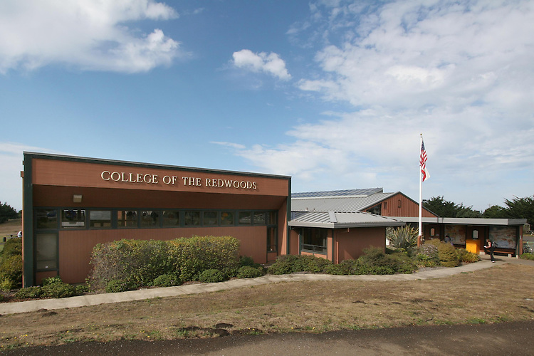 College of the Redwoods, Fort Bragg campus