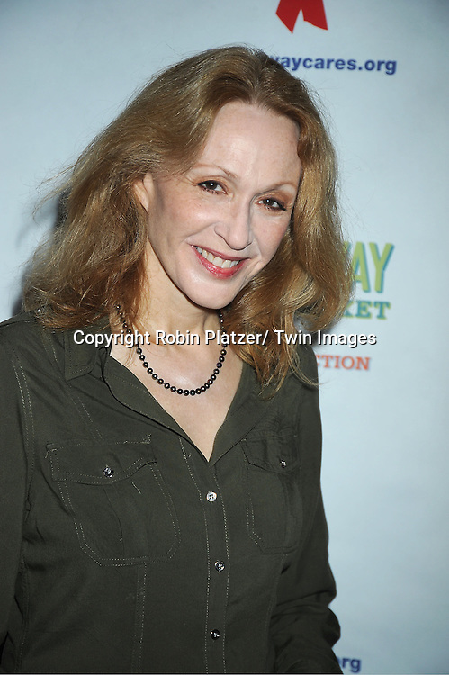 Jan Maxwell attends the 26th Annual Broadway Flea Market and Grand Auction benefitting Broadway Cares/ Equity Fights Aids on September 23, 2012 at the Shubert Theatre in New York City.