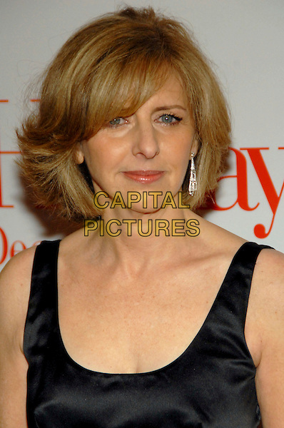 "NANCY MEYERS.""The Holiday"" world premiere at the Ziegfeld Theater, New York, NY, USA..November 29th, 2006.headshot portrait .CAP/ADM/PH.©Paul Hawthorne/AdMedia/Capital Pictures *** Local Caption ***"