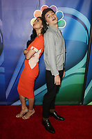 BEVERLY HILLS, CA - AUGUST 8: Kiran Deol and Moses Storm at the 2019 NBC Summer Press Tour at the Wilshire Ballroom in Beverly Hills, California o August 8, 2019. <br /> CAP/MPIFS<br /> ©MPIFS/Capital Pictures