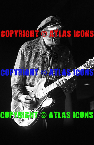 CHUCK BERRY; .Photo Credit: Eddie Malluk/Atlas Icons.com