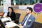 BRUSSELS - BELGIUM - 09 March 2016 -- ETF International Conference Local skills matter: Entrepreneurial communities and smart territories -- Madlen Serban, Director, ETF; Octavian Popa, Executive Agency for Higher Education. -- PHOTO: Juha ROININEN / EUP-IMAGES