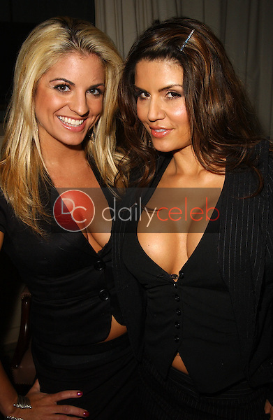 Bridgetta Tomarchio and Dazza Del Rio<br />