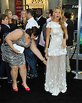 Blake Lively arriving at the Los Angeles premiere of Green Lantern, held at Grauman's Chinese Theater, June 15, 2011. Fitzroy Barrett