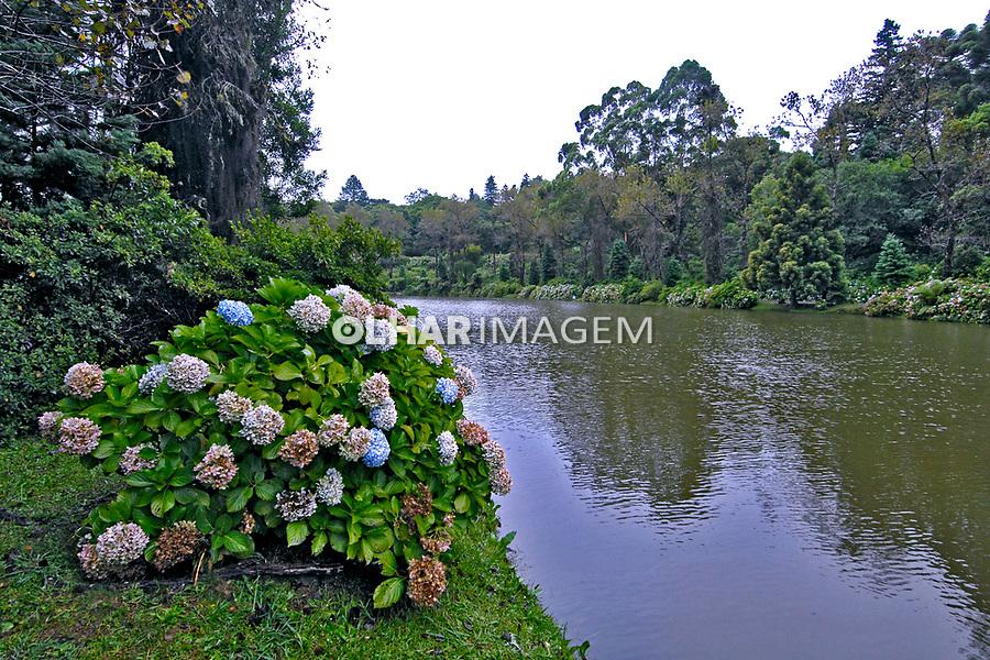 Parque do Lago Negro em Gramado. Rio Grande do Sul. 2008. Foto de Juca Martins.