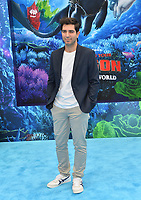 "LOS ANGELES, CA. February 09, 2019: Justin Rupple at the premiere of ""How To Train Your Dragon: The Hidden World"" at the Regency Village Theatre.<br /> Picture: Paul Smith/Featureflash"