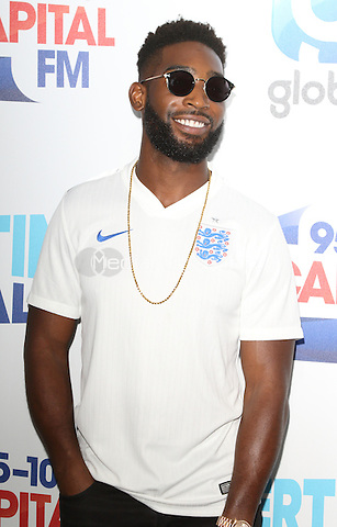 Tinie Tempah at Capital&Otilde;s Summertime Ball with Vodafone at Wembley Stadium, London on June 11th 2016<br /> CAP/ROS<br /> &copy;Steve Ross/Capital Pictures<br /> Tinie Tempah at Capital&rsquo;s Summertime Ball with Vodafone at Wembley Stadium, London on June 11th 2016<br /> CAP/ROS<br /> &copy;Steve Ross/Capital Pictures /MediaPunch ***NORTH AND SOUTH AMERIcAS ONLY***