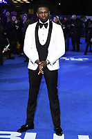 "Rapman<br /> arriving for the ""Blue Story"" premiere at the Curzon Mayfair, London.<br /> <br /> ©Ash Knotek  D3534 14/11/2019"