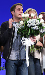 Ben Platt during the Broadway Opening Night Performance Curtain Call for 'Dear Evan Hansen'  at The Music Box Theatre on December 3, 2016 in New York City.