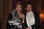 &copy;www.agencepeps.be/ F.Andrieu - France -Paris - 131216 - Soir&eacute;e Remise des prix &quot;The Best&quot; de Massimo Gargia<br /> Pics: Grace de Capitani et son conjoint