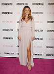 WEST HOLLYWOOD, CA - OCTOBER 12: TV personality Maria Menounos arrives at Cosmopolitan Magazine's 50th Birthday Celebration at Ysabel on October 12, 2015 in West Hollywood, California.